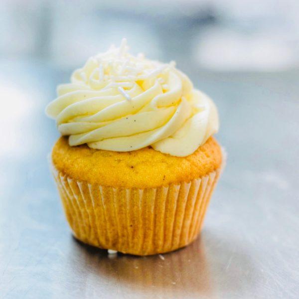 Vanilla Bean Cupcake Bakersfield